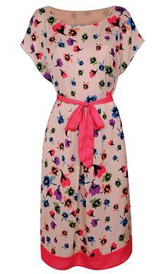TU At Sainsbury Floral Print Dress, £25