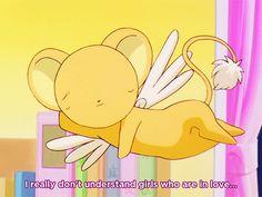 Cardcaptor Sakura, Kero Sakura, Syaoran, Teen Web, Card Captor, Cerberus, Clear Card, Manga Artist, Cute Icons