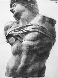Supreme Portrait Drawing with Charcoal Ideas. Prodigious Portrait Drawing with Charcoal Ideas. Art Poses, Drawing Poses, Drawing Ideas, Anatomy Sculpture, Sculpture Art, Italian Renaissance Art, Ancient Greek Art, Sketches Of People, Painting Workshop