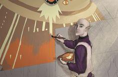 Dragon Age,фэндомы,Солас,DA персонажи