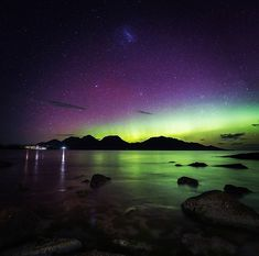 See the Southern Aurora Australis Forget travelling thousands of miles in search of the Northern Lights when you have the Southern Aurora Australis right here! The Absolute BEST Things to do in Tasmania (top Best Places To Travel, Places To Visit, Tasmania Travel, Stuff To Do, Things To Do, World Of Wanderlust, Visit Melbourne, Visit Victoria, Holiday Places