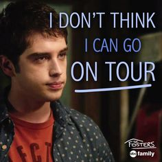 Oh no.... | The Fosters Quotes