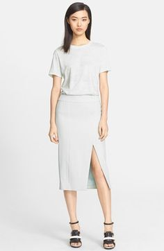 Jason Wu Tee & Skirt  available at #Nordstrom