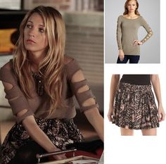 Serena Van Der Woodsen | Find the Latest News on Serena Van Der Woodsen at Gossip Girl Fashion Page 2