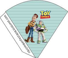 Kit Festa Toy Story Para Imprimir Grátis