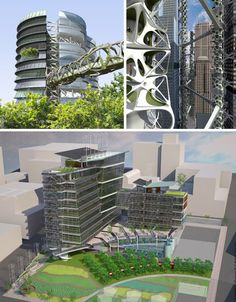10 Confident Clever Hacks: Metal Roofing On Walls roofing architecture design.Roofing Tiles Home. Urban Agriculture, Urban Farming, Green Architecture, Sustainable Architecture, Future Buildings, Fibreglass Roof, Vertical Farming, High Rise Building, Roof Design