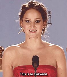 17 Reasons Why Jennifer Lawrence Won The Golden Globes. Too funny! Love her!