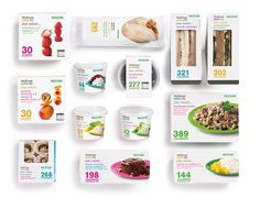 Identity and packaging designed for Waitrose LOVE life 'you count' range by Pearlfisher