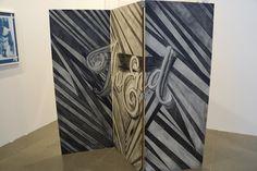 """The spirit and the flesh"", Michael Roy. Galería Espai Tactel. SUMMA Contemporary Art Fair 2015. Matadero Madrid #Arte #Art #ContemporaryArt #ArteContemporáneo #Arterecord https://twitter.com/arterecord"