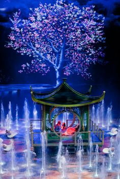 The House of Dancing Water: a Grand Spectacle in Macau -