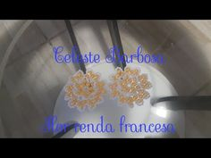 Flor Renda Francesa por Celeste Barbosa