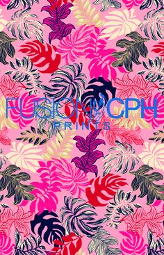 Tropical print.. from Fusion CPH print design studio from Copenhagen. We design all kind of prints for fashion and interior textiles. See some of our unique prints at Instagram: fusioncph or at www.fusioncph.com Mixed Prints, Copenhagen, Print Design, Scarves, Tropical, Textiles, Sugar, Patterns, Studio