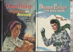 Second Silver - DONNA PARKER MYSTERY ARAWAK HER OWN 1962 BOOK X2