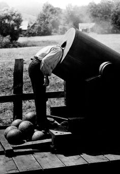 Buster Keaton, The General.