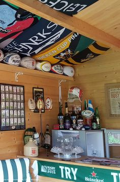 The Shed Bar, Pub/Entertainment from Garden #shedoftheyear