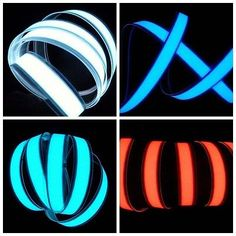 Auto Replacement Parts 200cm 12v Car Led Wire Blue Cold Light Lamp Neon Lamp Atmosphere Light To Prevent And Cure Diseases