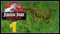 Jurassic Park: Operation Genesis - Episode 1 - New Park! (+playlist)