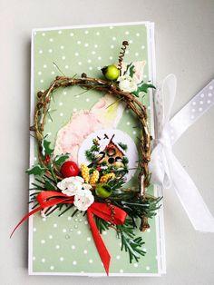 Świąteczny Czekoladownik Boże Narodznie Christmas card by KastelOfArt