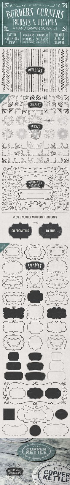 The All Inclusive Design Bundle (Includes 1000s of Best Selling Items) | Design…