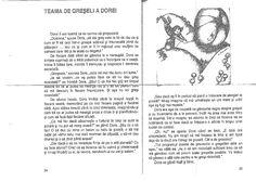 Povesti Rationale Pentru Copii Diagram, Words, Horse