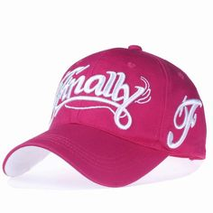 e49a31d78c4 cotton baseball cap women casual snapback hat for men casquette homme  Letter embroidery gorras
