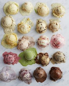 ice cream | photo jennifer davick | food styling marian cooper cairns