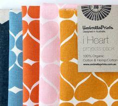 Umbrella Prints NEW I Heart Projects! #1