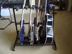 Build a PVC guitar stand