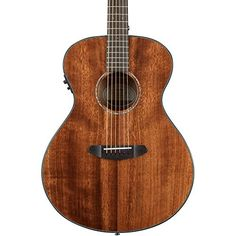 Breedlove PURSUIT CONCERT MAH Pursuit Concert Mahogany Acoustic-Electric Guitar Natural *** Read more reviews of the product by visiting the link on the image.