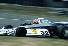 Loris Kessel (RAM Racing Team) Brabham BT44B - Ford
