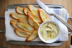 Jenny Steffens Hobick: Baked Goat Cheese Drizzled with Honey | Easy Appetizer