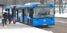 cool Le numéro de bus 655 deviendra un spectacle de foudre / Nouvelles de la ville / Le site de Moscou