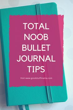 Want to #bujo and not sure where to start? I wasn't either - but here are some great bullet journal tips from @goodstuffmama