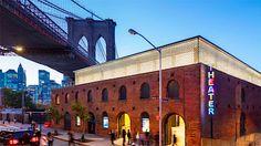 Skladiště St. Ann's v Brooklynu v New Yorku od Marvel Architects.