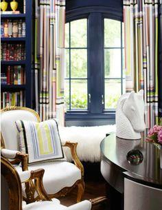 VINTAGE & CHIC: decoración vintage para tu casa · vintage home decor: Una de sillas, butacones y bancos dorados · Gilded chairs, armchairs a...