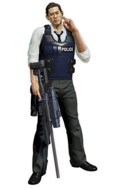 Detective Kurosawa