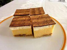 Recepty na krémeše: tradičné aj originálne, ovocné, tvarohové aj orechové   Naničmama.sk Dessert Recipes, Desserts, Cheesecake, Pudding, Treats, Sweet, Food, Gardening, Basket