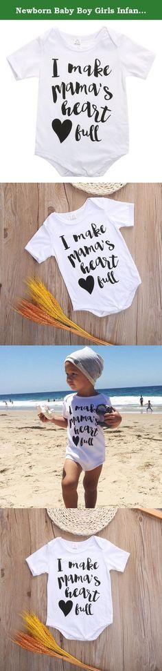 Newborn Baby Boy Girls Infant Casual Romper Jumpsuit Bodysuit Clothes Outfits (0-6 Months). Size Length Bust*2 Age 70 35 cm 20 cm 0-6 Months 80 38 cm 22 cm 6-12 Months 90 41 cm 24 cm 12-18 Months 100 44 cm 26 cm 18-24 Months .