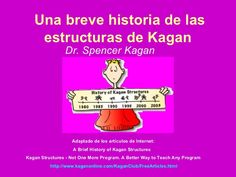 Estructuras de aprendizaje de Kagan