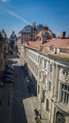 Bucharest Street View in summer Beautiful Places In The World, Amazing Places, Visit Romania, Romania Travel, Bucharest Romania, Beautiful Castles, Stunning View, Solo Travel, Travel Inspiration