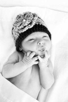 cute hat.