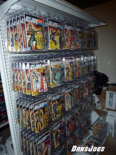 INSPIRATION - Toy Display: 