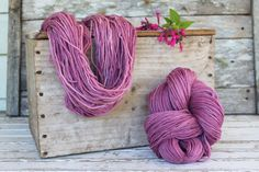 Harvest Wool - Pink - E - 97