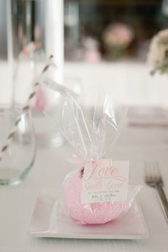 100 Heart Bath Bomb - DIY Wedding Favours - Make your Own Wedding ...
