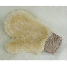 Sheepland Sheepskin Polish/Wash Mitt