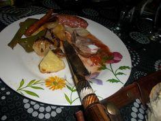 Los Naldini en la cocina: Delicia o banquete para acompañar carnes