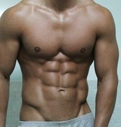Coole jungs mit sixpack