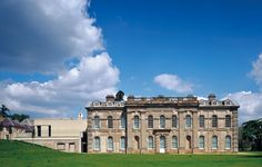 Grade I listed English country house in Stratford-on-Avon, United Kingdom Stanton Williams, Compton Verney, North Europe, West Midlands, Old Buildings, Contemporary Architecture, Places To Visit, Art Gallery, England