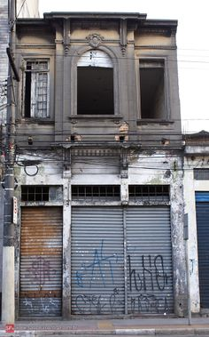 Old but good!  Sao Paulo, Brazil