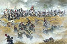 Quater Bras 1815 Campaign